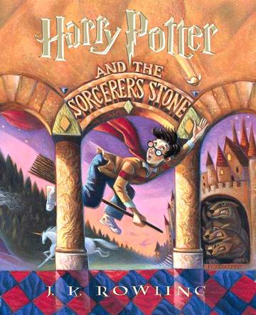 Harry Potter fan facts - bibliophile