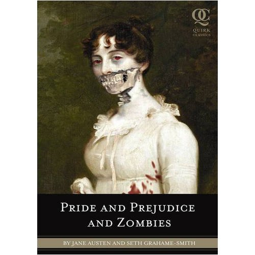 Pride and prejudice and zombies - bibliophile review