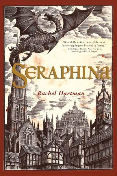 Seraphina - bibliophile review