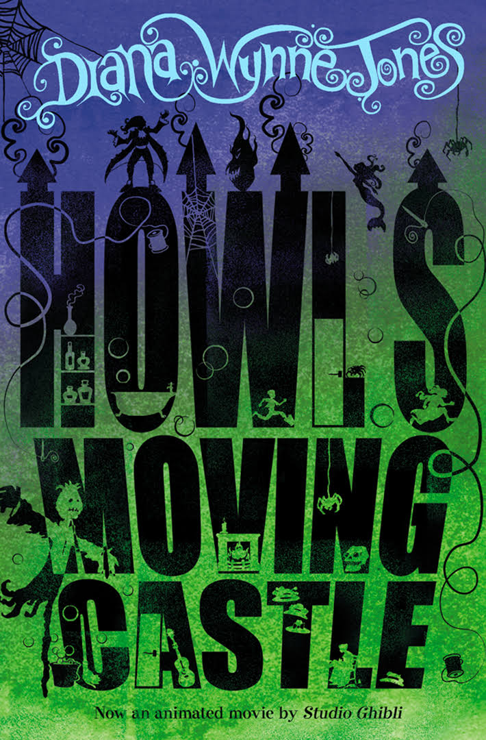 Howl's moving castle - bibliophile review