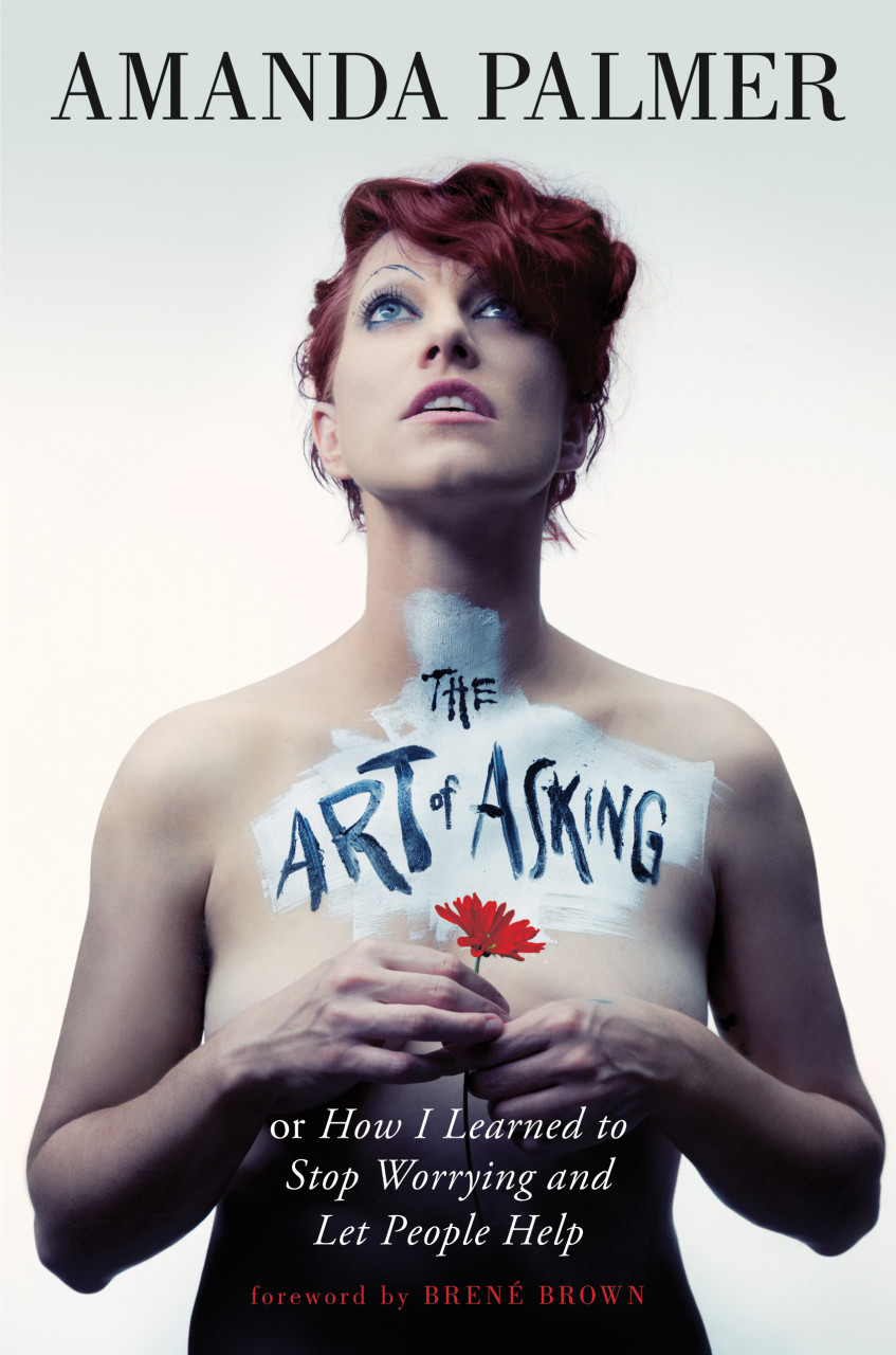 The art of asking - bibliophile review