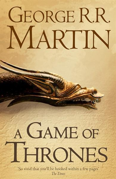 A game of thrones - bibliophile review