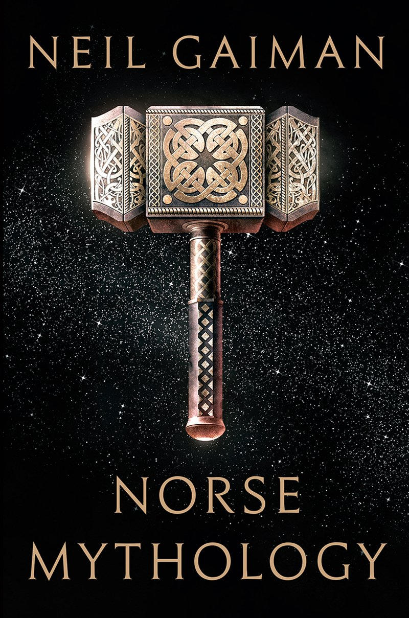 Norse mythology - bibliophile review