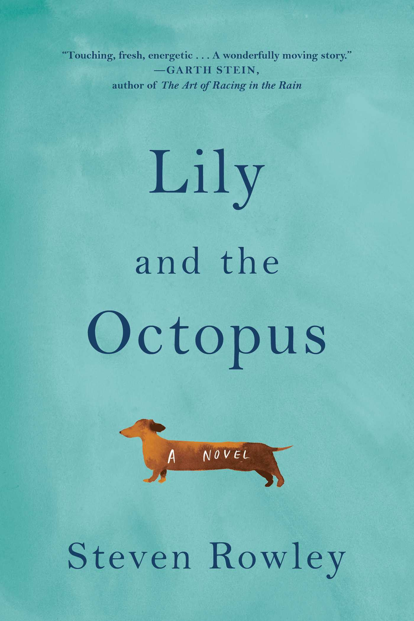 Lily and the octopus - bibliophile review