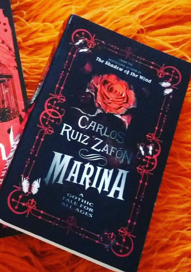 Marina - bibliophile review