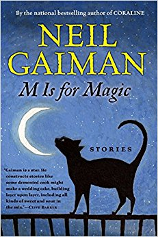 M is for magic - bibliophile review