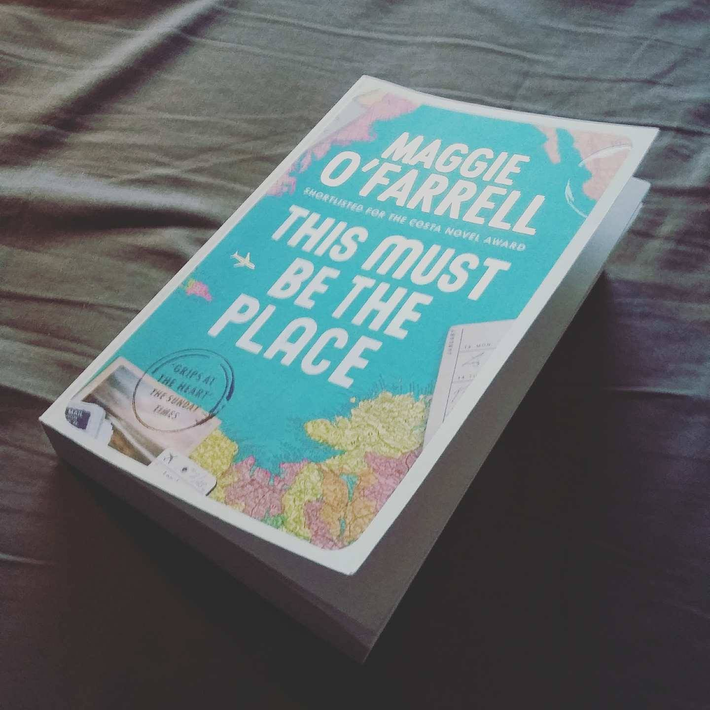 This must be the place - bibliophile review