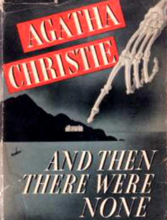 mystery, agatha christie
