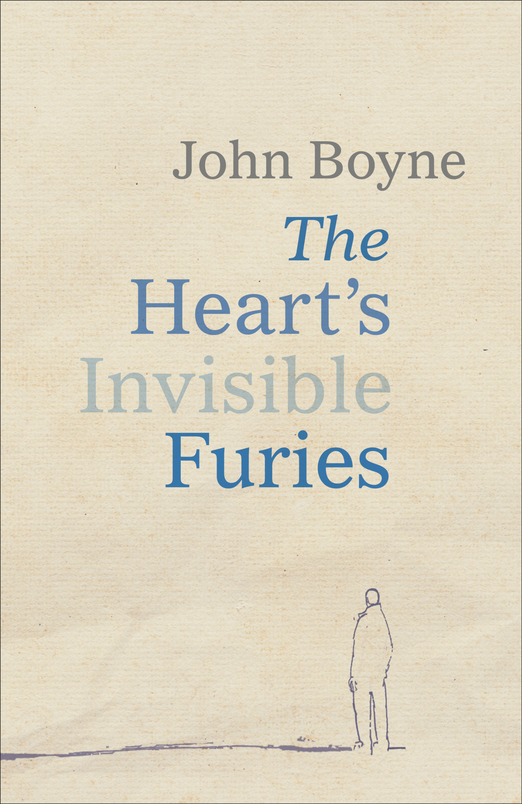 The Heart's Invisible Furies - bibliophile review