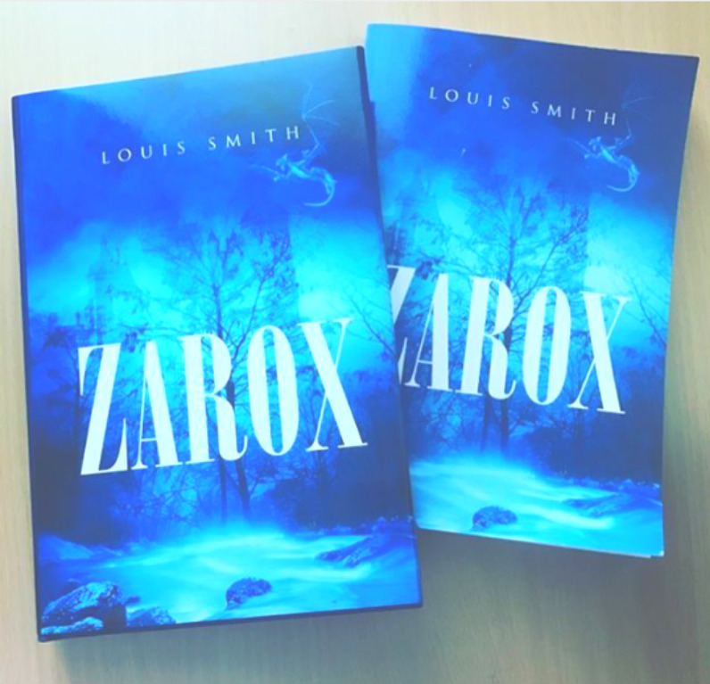 Zarox - bibliophile review