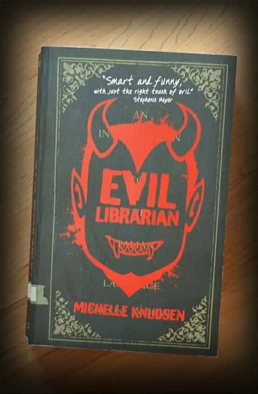 Evil librarian - bibliophile review