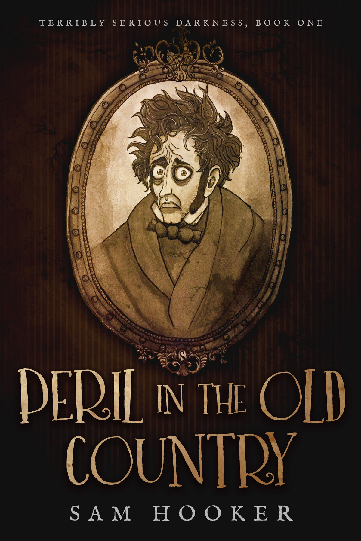 Peril in the old country - bibliophile review