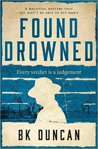 Found drowned - bibliophile review