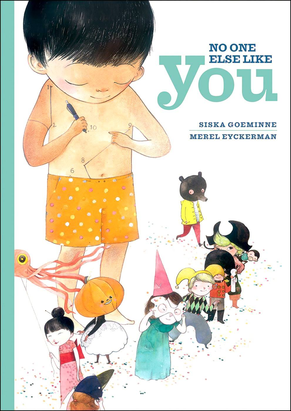 No one else like you - bibliophile review