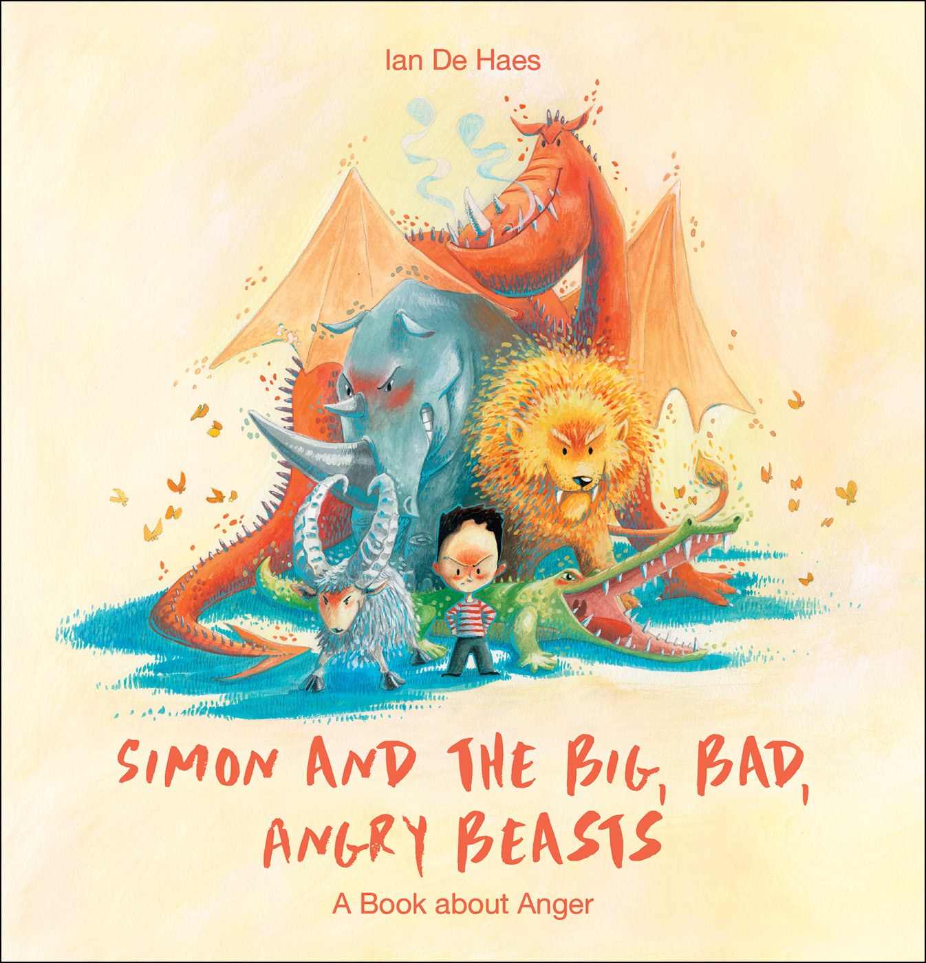 Simon and the beasts - bibliophile review