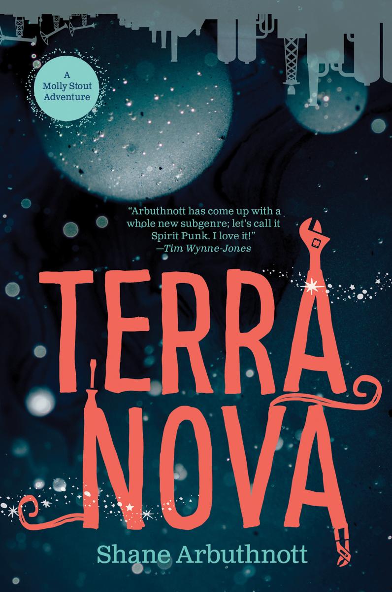 Terra Nova - bibliophile review