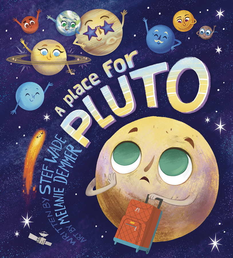 A place for Pluto - bibliophile review
