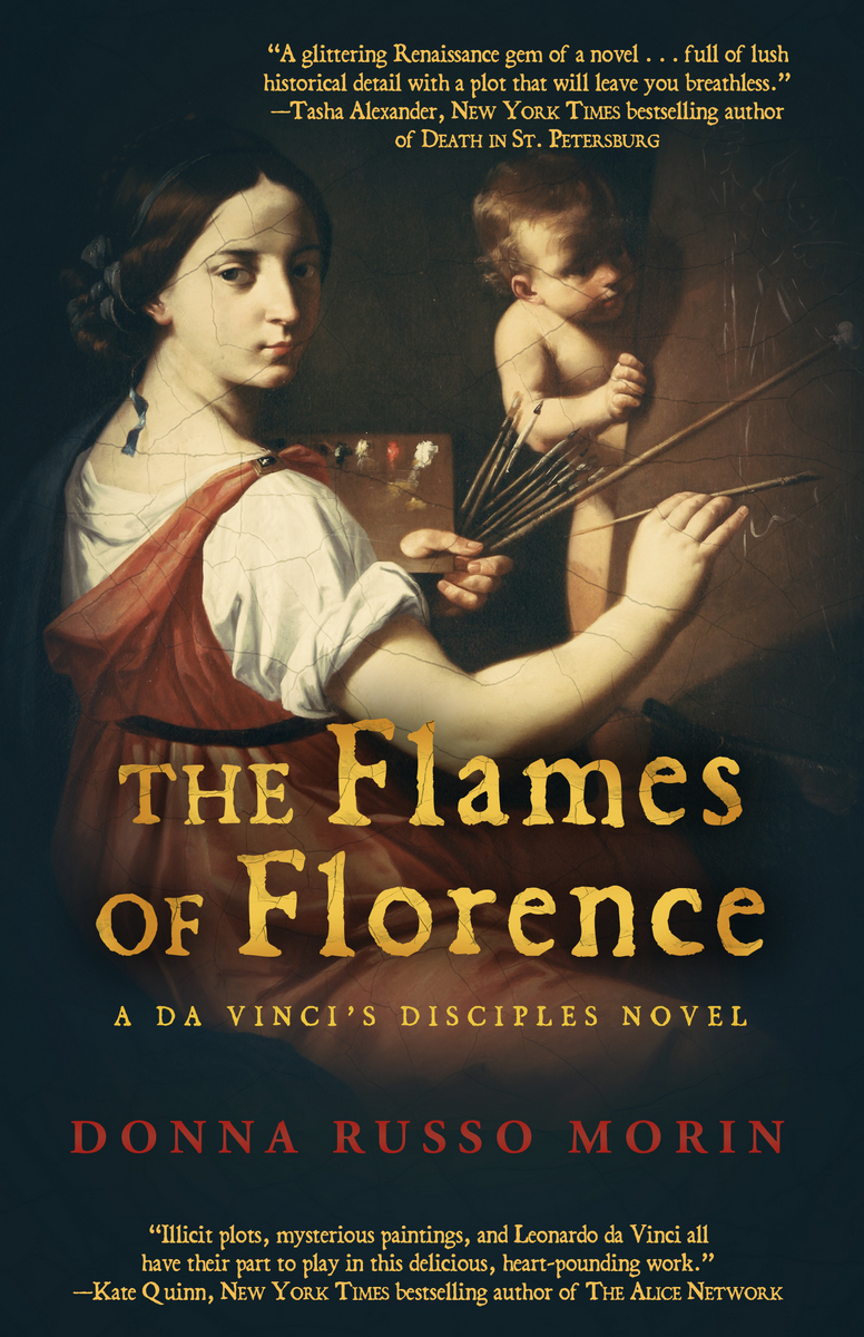 The flames of Florence - bibliophile review