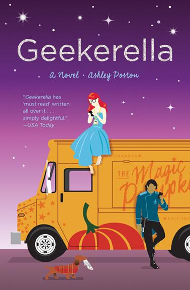 Geekerella - bibliophile review
