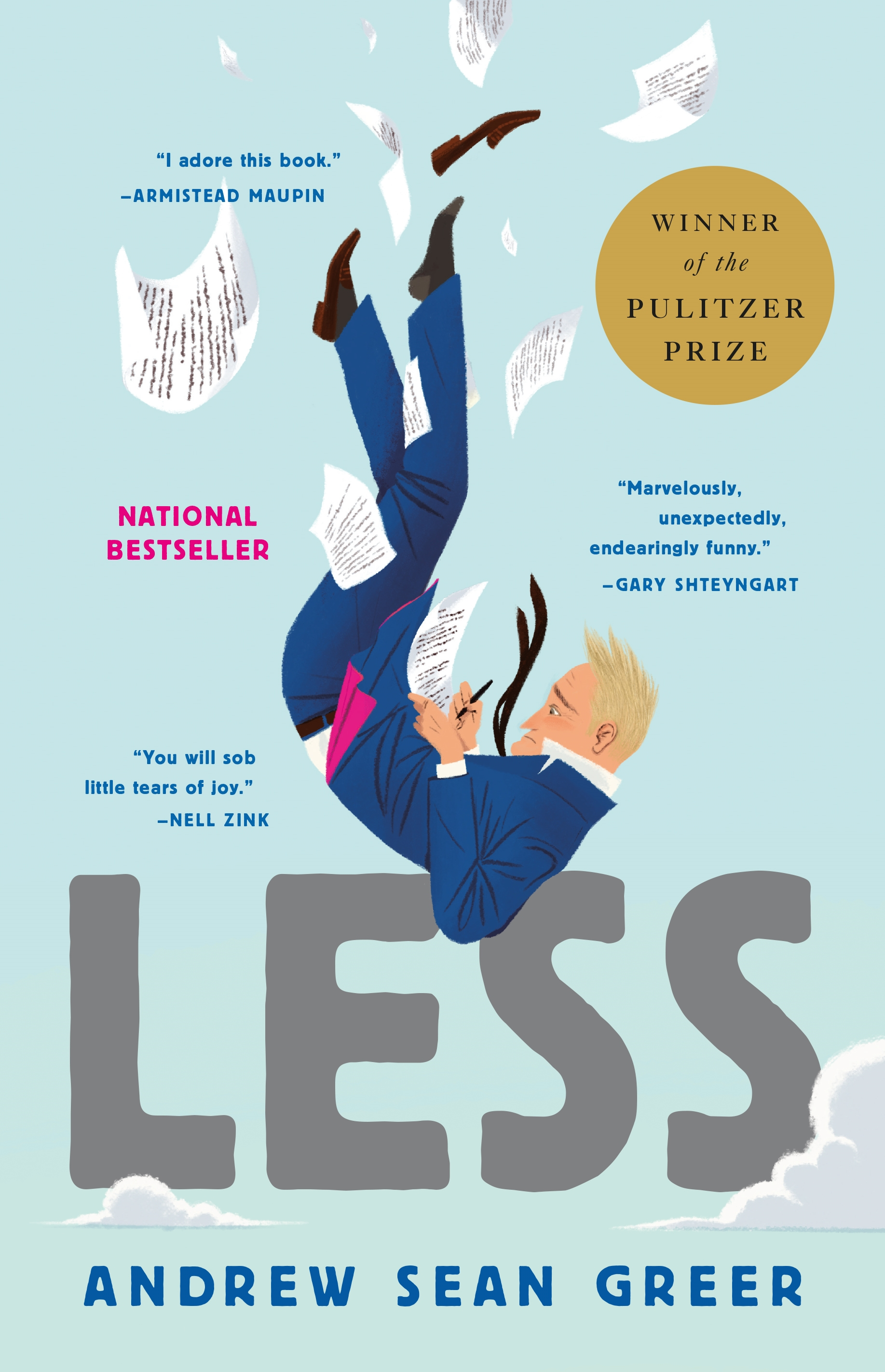 Less - bibliophile review