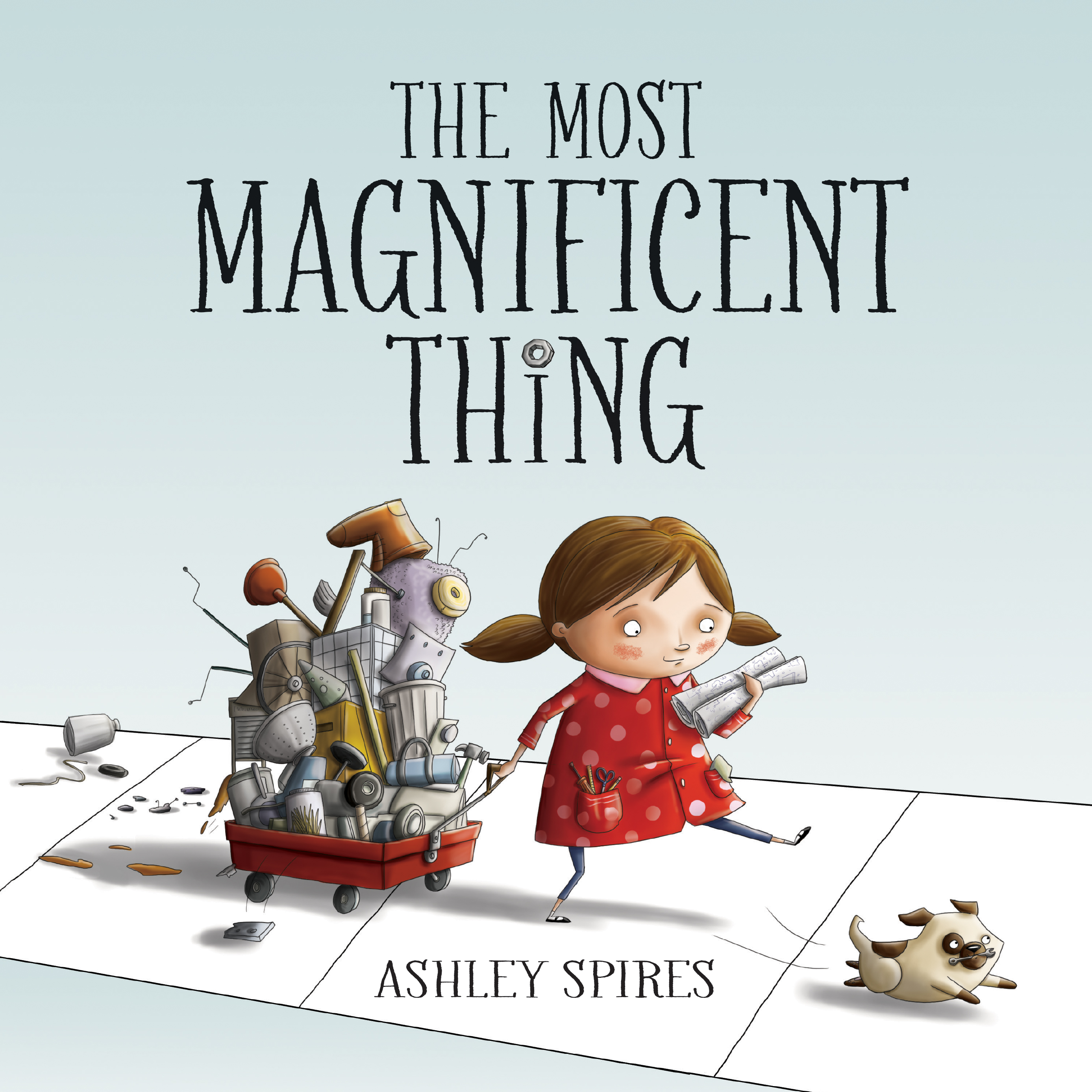 The most magnificent thing - bibliophile review