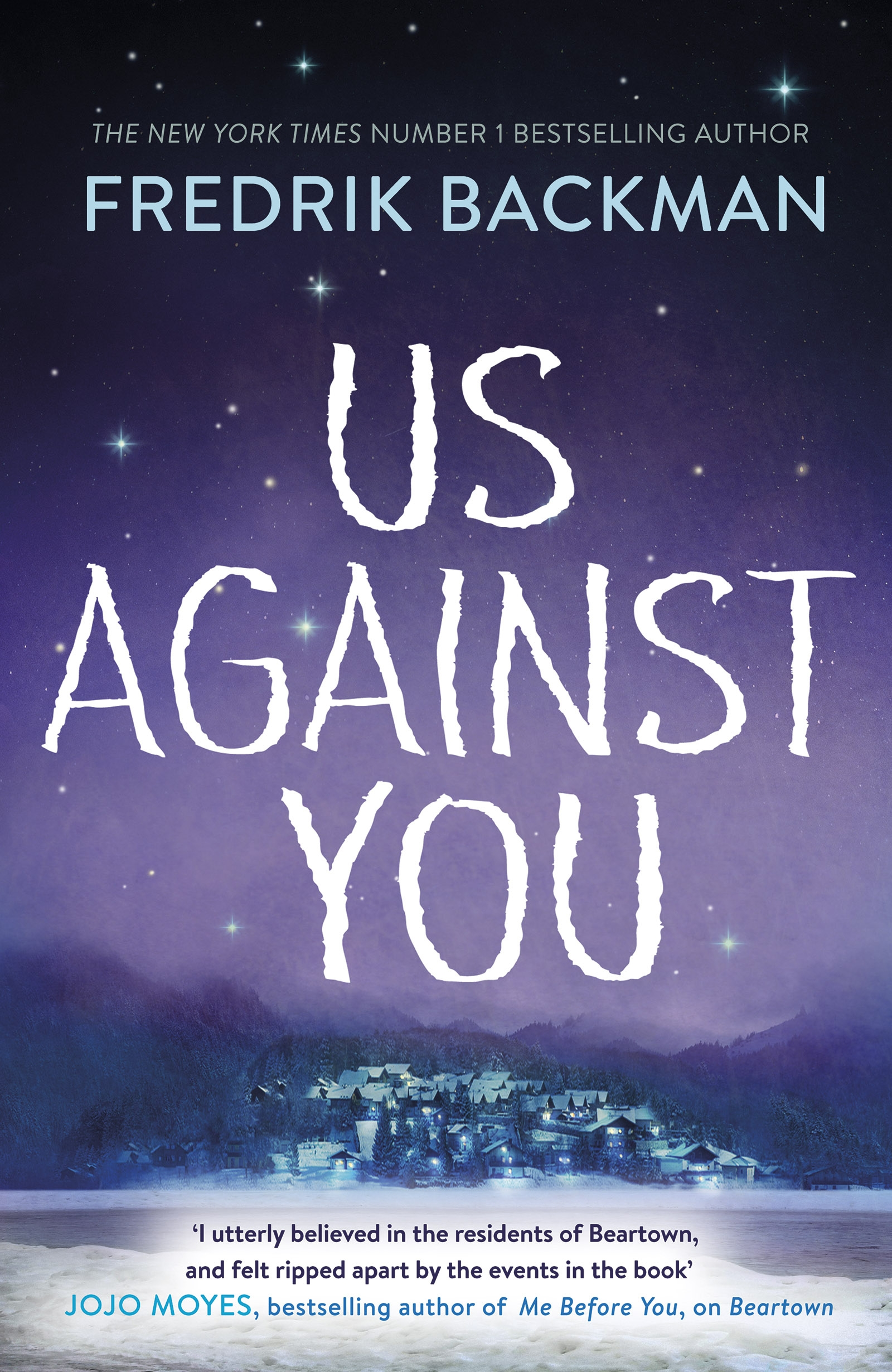 Us against you - bibliophile review