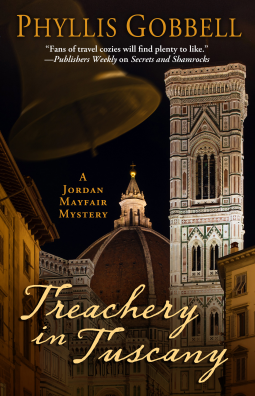 Treachery in Tuscany - bibliophile review