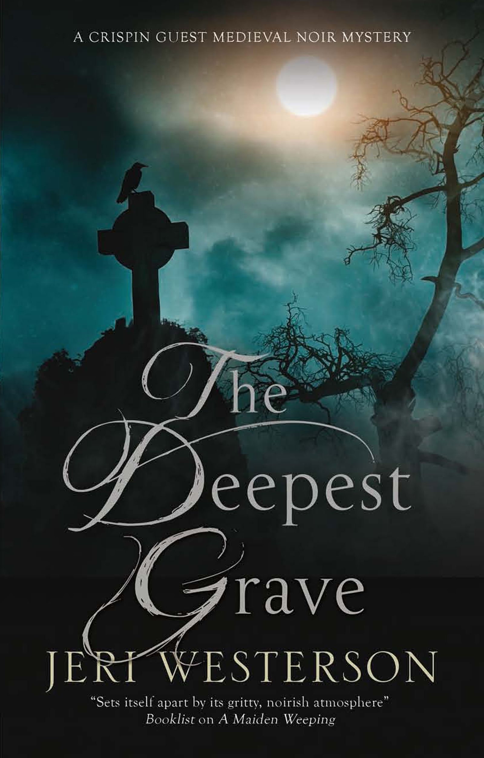 The deepest grave - bibliophile review