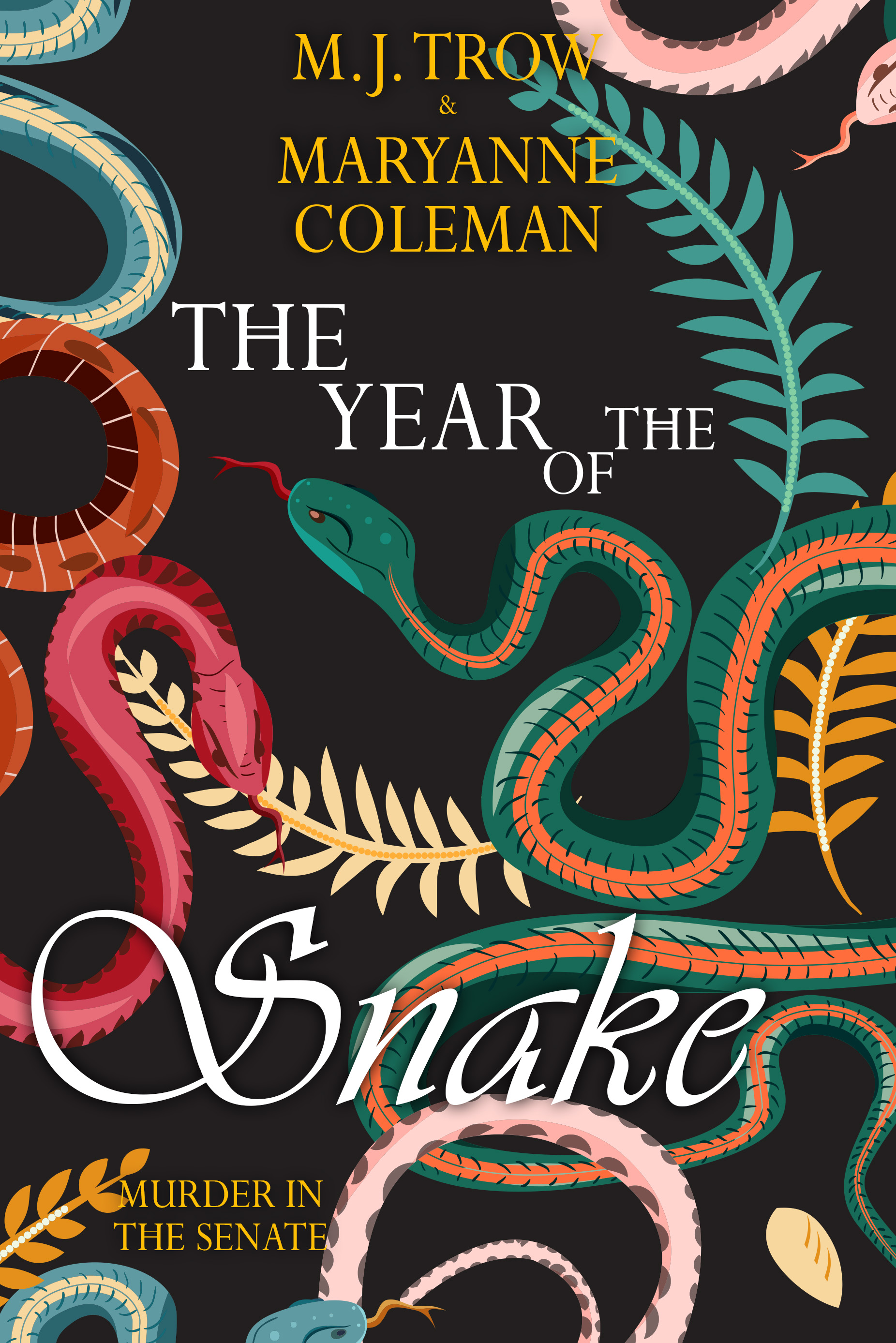 The year of the snake - bibliophile review