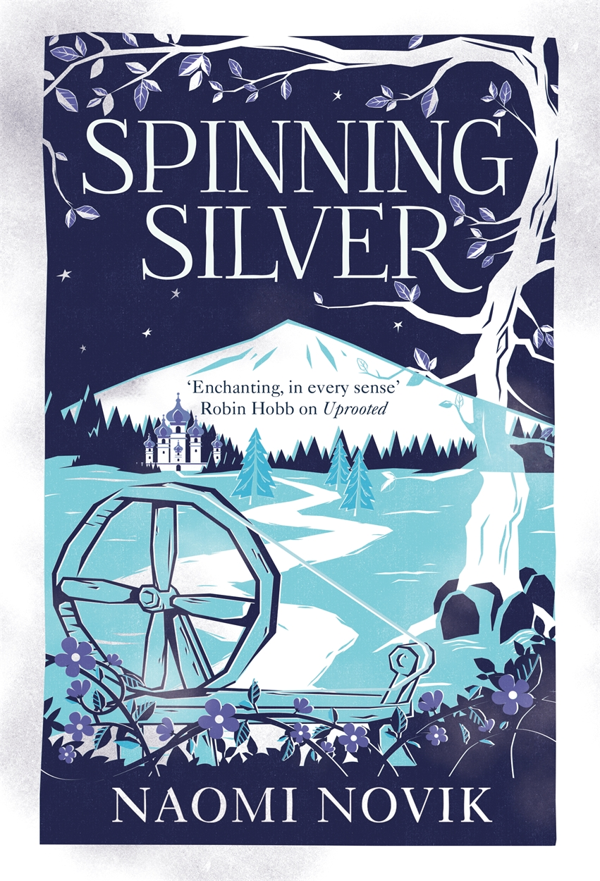 spinning silver bibliophile