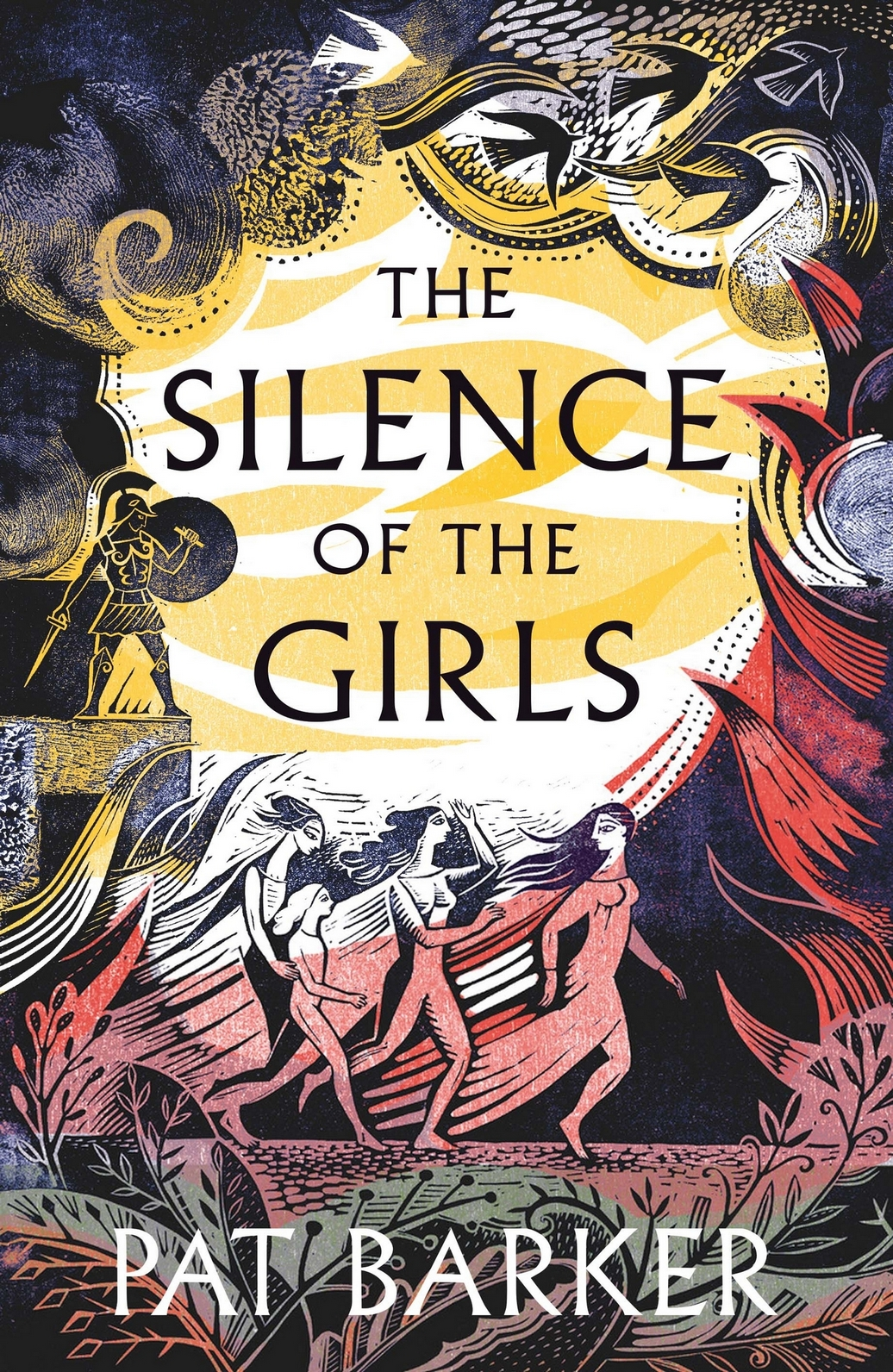 The silence of the girls -bibliophile review