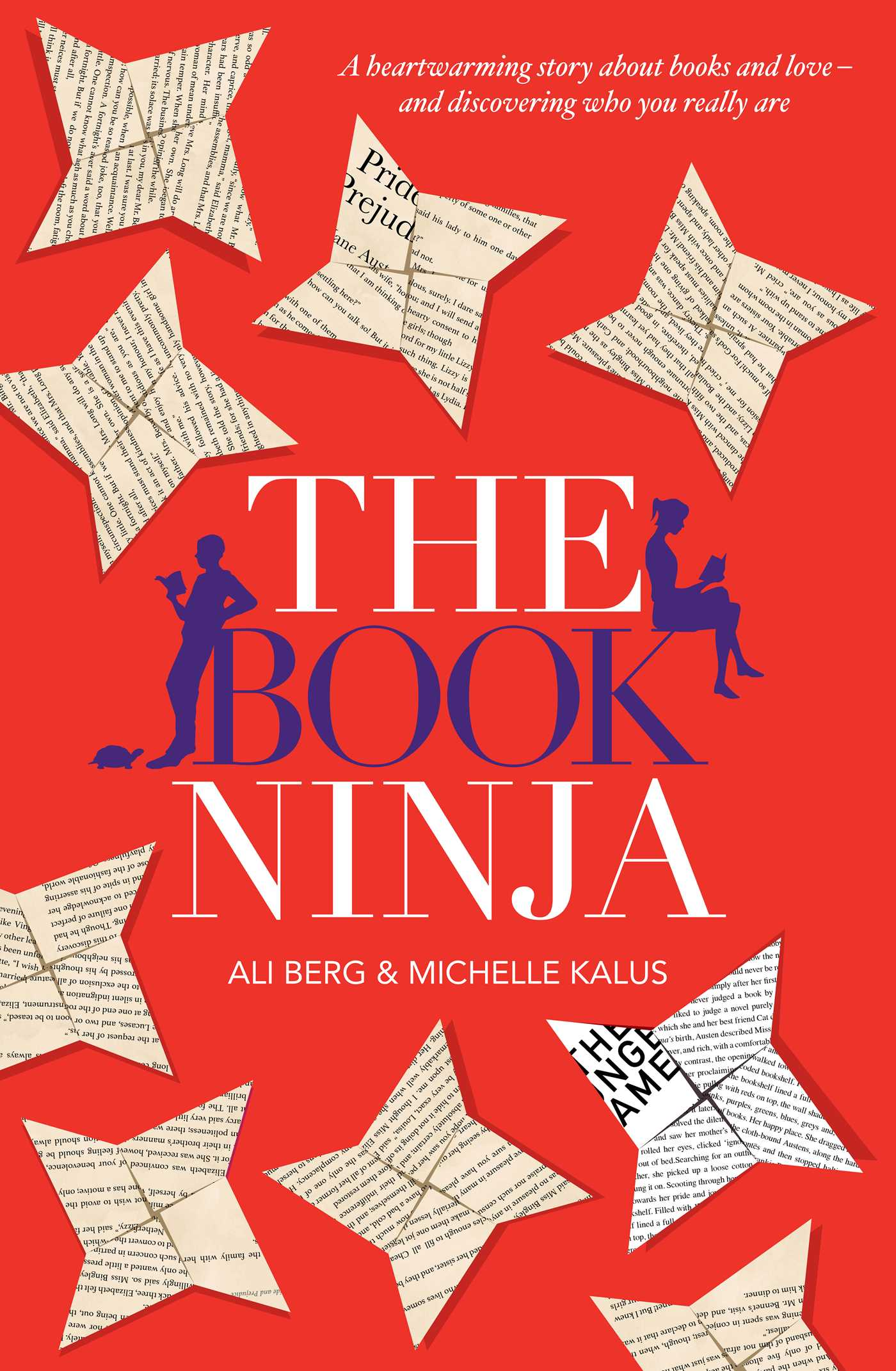 The book ninja - bibliophile review