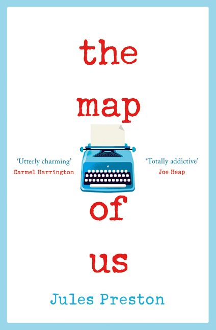 The map of us - bibliophile review