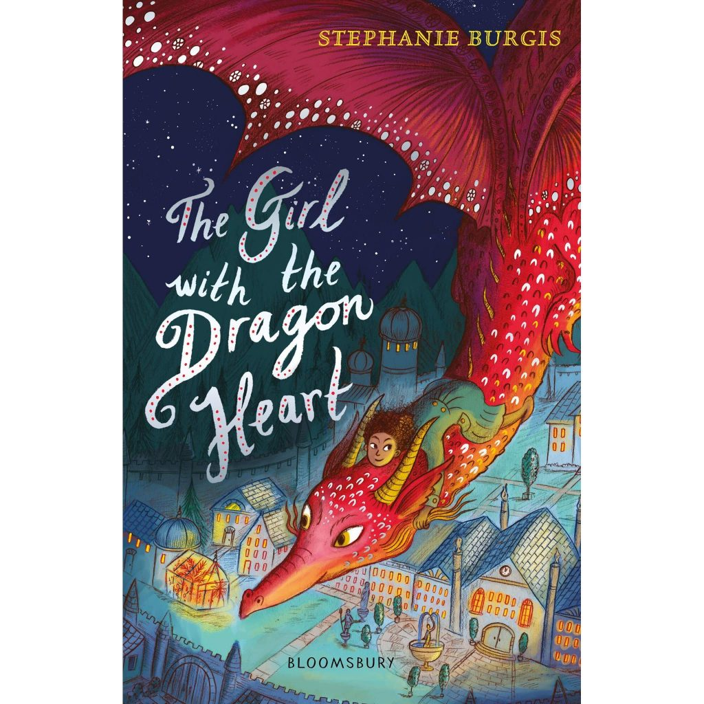 the girl with the dragon heart - bibliophile.gr