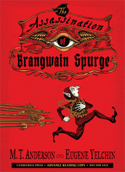 The assassination of Brangwain Spurge - Bibliophile.gr