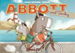 Abbott and Barley children's book - Bibliophile.gr