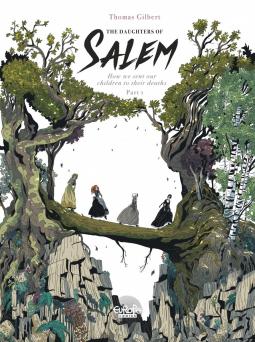 The daughters of Salem - Bibliophile.gr
