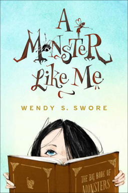 A monster like me - Bibliophile.gr