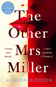 The other Mrs Miller - bibliophile.gr review