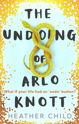 The Undoing of Arlo Knott - Bibliophilegr review