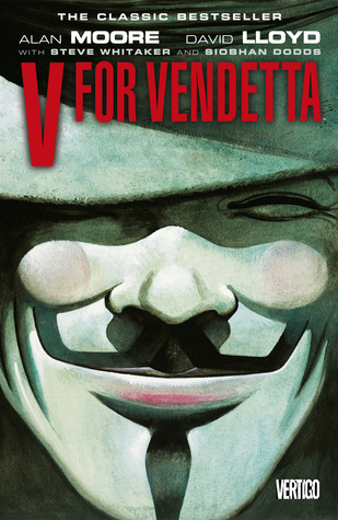 V for Vendetta - bibliophile review