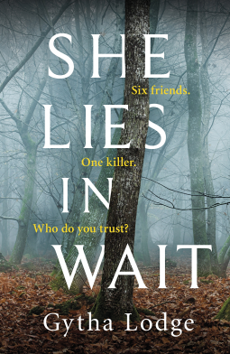 She lies in wait - bibliophile review