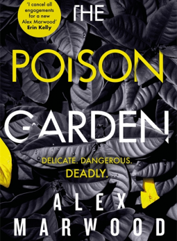 The Poison Garden - bibliophile review