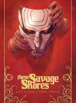 These Savage Shores - bibliophile review