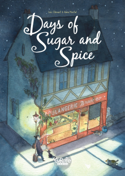 Days of sugar and spice -bibliophile.gr review