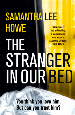 The Stranger in Our Bed - Bibliophile.gr review