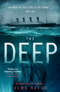 The Deep - Bibliophile.gr review