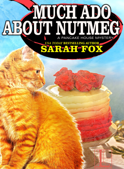 much ado about nutmeg - bibliophile.gr review